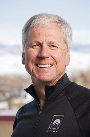Head shot of John Gans, NOLS President