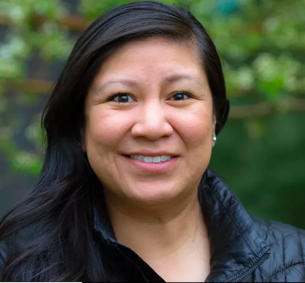 portrait of Erica Nelson, NOLS instructor and senior marketing representative